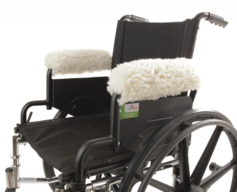 Wheelchair Arm Protectors-Short