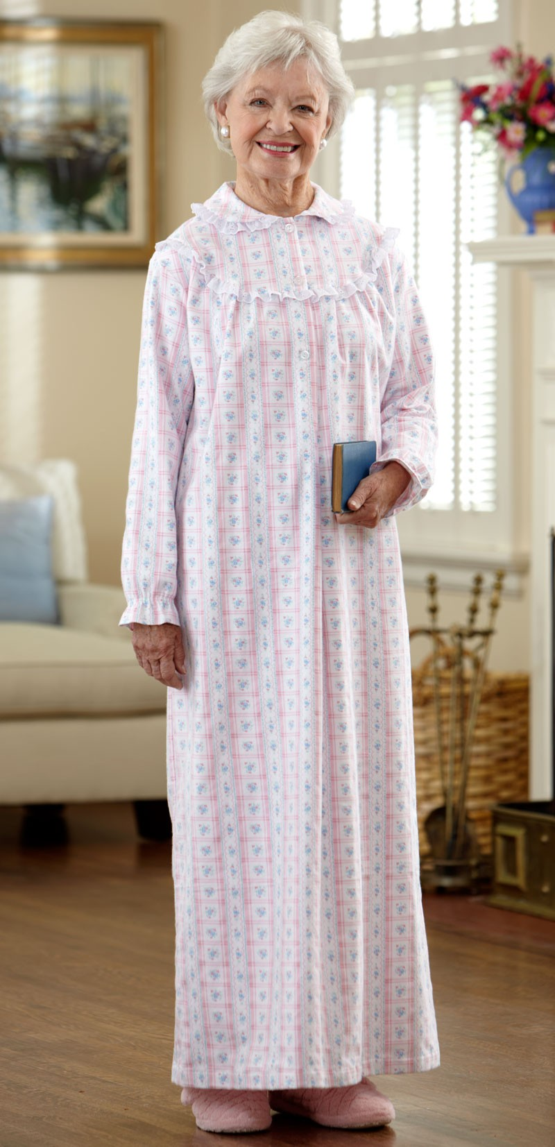 Free shipping and free returns on nightgowns and nightshirts for women at northtercessbudh.cf