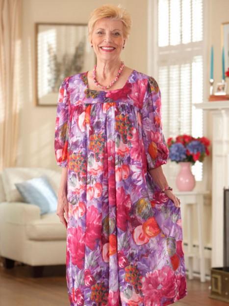 Poly Float Dress