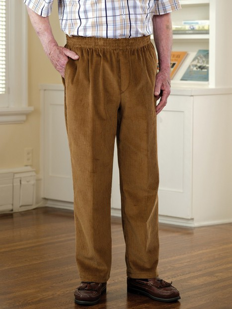 Men's Corduroy Putter Pants (M-2X)