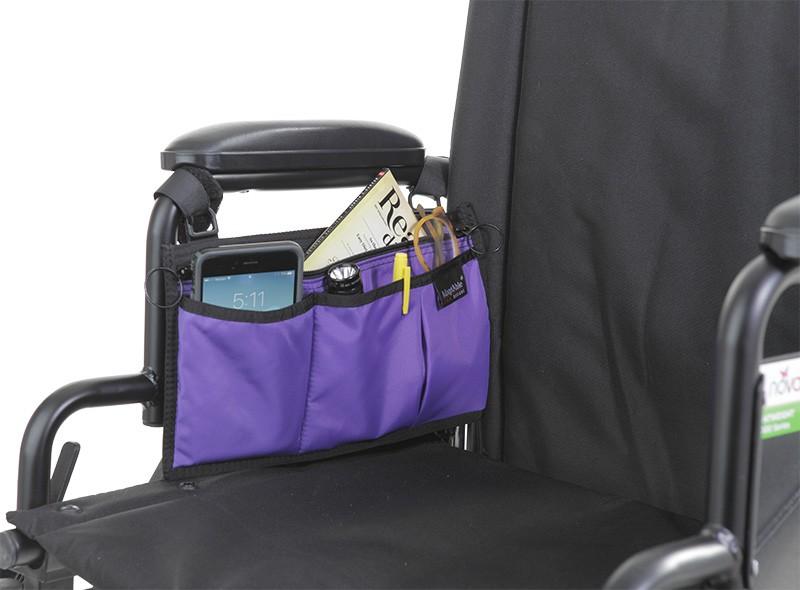 Sidekick Wheelchair Pouch By Adaptable Designs Buck Amp Buck