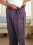 So-Soft Side Zip Pants Image 1