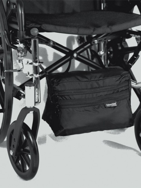 Delightful Stowaway Wheelchair Pack By Adaptable Designs